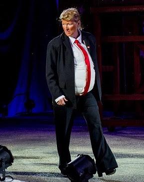 Donald Trump impression by Meryl Streel