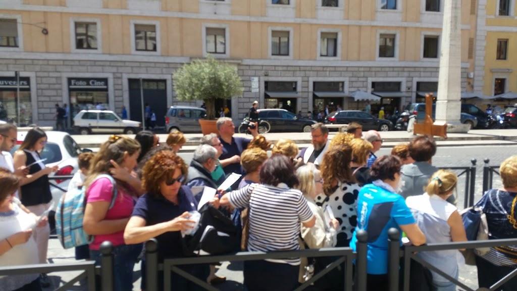 Pielgrzymi z Castellammare w Rzymie, 8 czerwca 2016 - IMG-20160608-WA0016.jpg