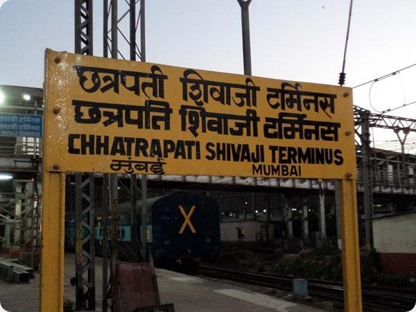 Mumbai Local Journey