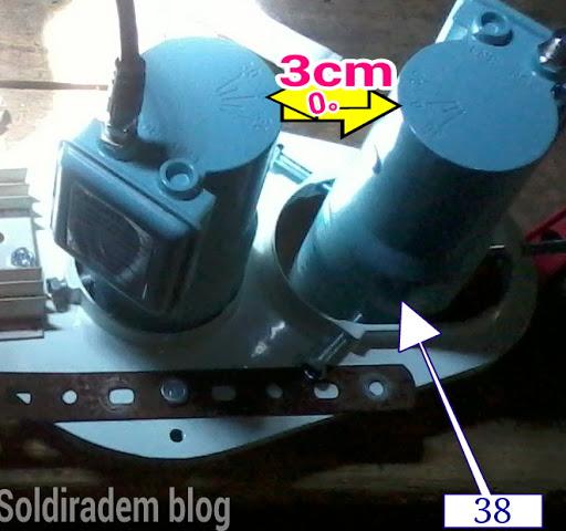 Cara Merakit 2 Lnb Parabola C Band Agar Mudah Saat Tracking Telkom 4 Dan Palapa D Soldiradem Blog