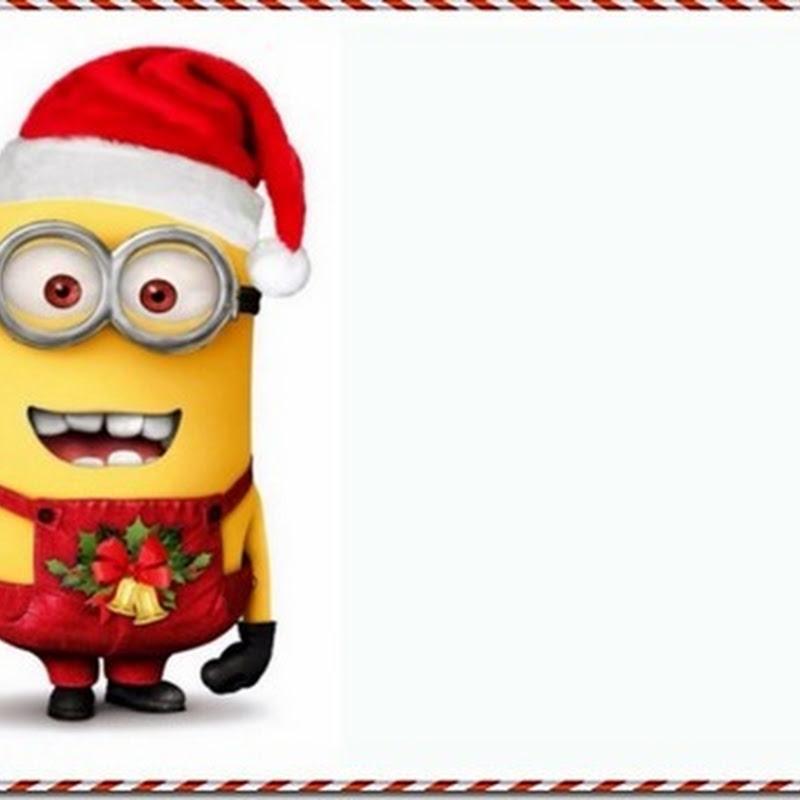 Imágenes de minions Navidad