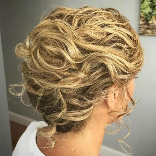 Creative curly hair for woman and girls -2017 5