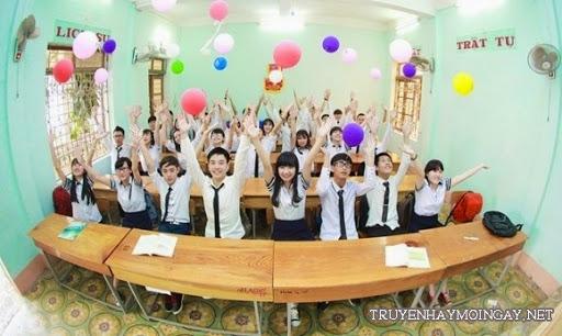 Nghẹn Ngào Với Bộ Hình Ảnh Kỉ Yếu Học Sinh Cực Bá Đạo