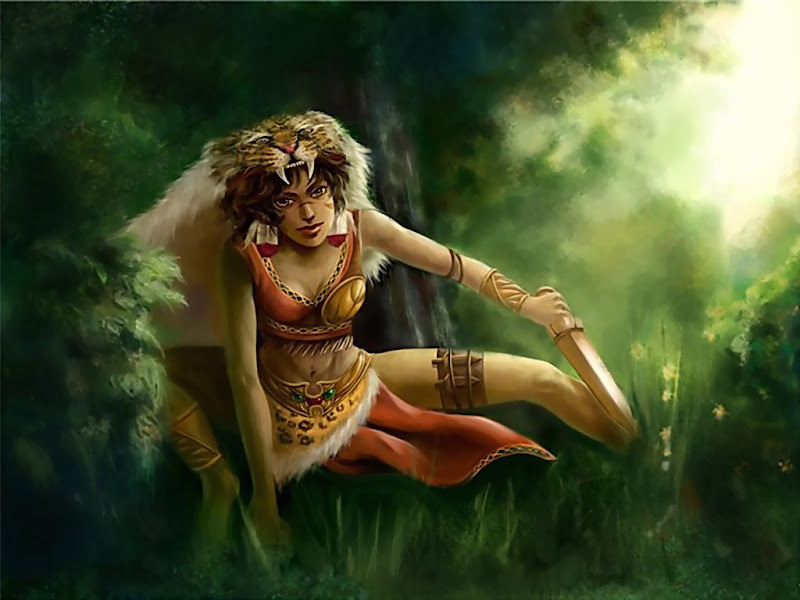 Mysterious Sprite, Fairies 4