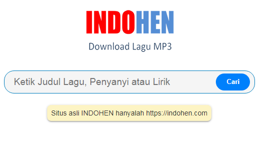 Situs Download MP3 Gratis