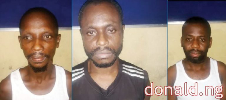 [News] Sacked Driver Connives With Gang To Kidnap Boss' Wife