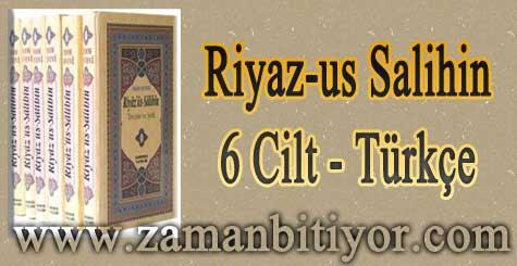Riyazus Salihin 6 Cilt Türkçe İndir