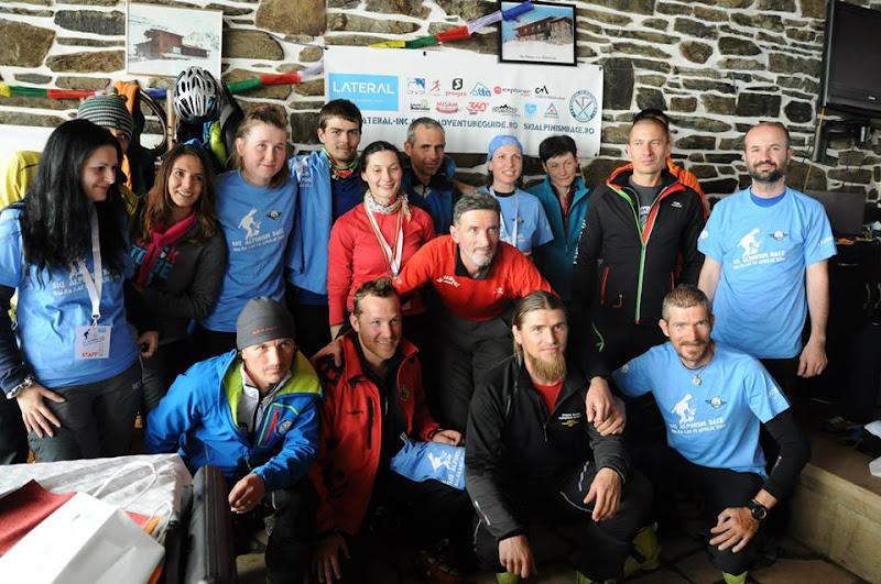 2014.05.17 - Fagarasi - Ski Alpinism Race Balea Lac - Locul 2 Open Feminin