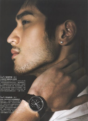 Godfrey Gao / Gao Yixiang China Actor
