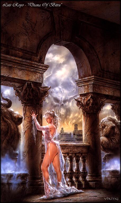 Dianao, Sorceress 3