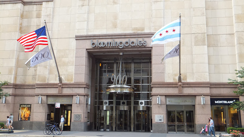 Boomingdale´s, Magnificent Mile, Chicago