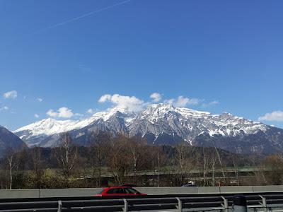 Traumwetter im Inntal bei 16 Grad. #Wetter #Tirol #inntal