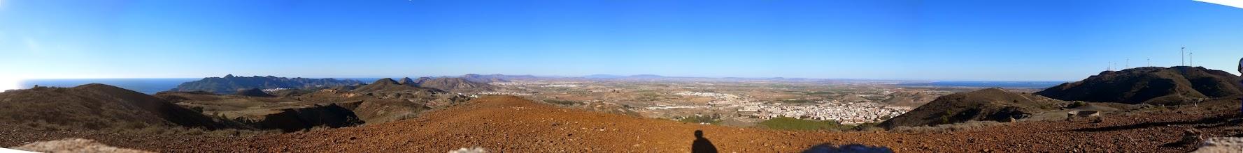 Photo: Panorama desde las Lajas