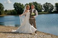 Bruidsreportage (Trouwfotograaf) - Foto van bruidspaar - 056