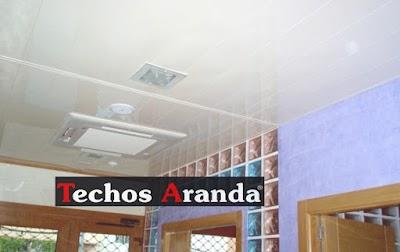 Precios economicos montadores techos de aluminio Madrid