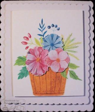 Bloemen kaart 2