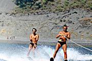 1974 г. Крым, Веселовская бухта.