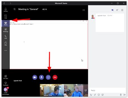 Matt Landis Windows PBX & UC Report: Microsoft Teams User