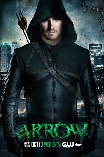 Arrow S01E23 (Season Finale) HDTV