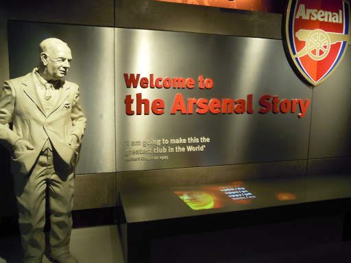 Arsenal Museum. From Best Museums in London and Beyond