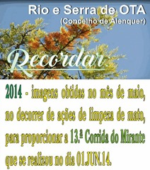 Rio e Serra Ota - recordar