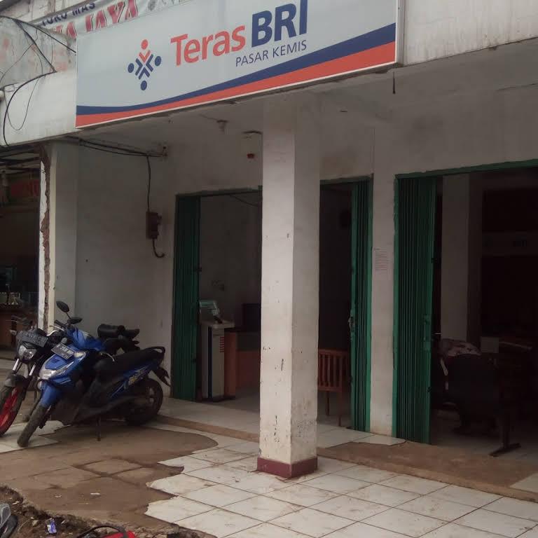 Teras Bank Bri Pasar Kemis Bank