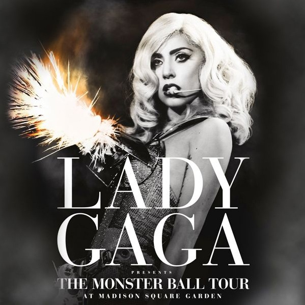 Lady gaga the monster ball tour live at madison square garden album itunes rip hits e The killers madison square garden