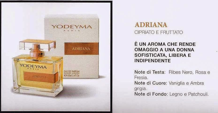 yodeyma paris adriana 100 ml