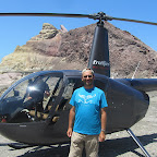 Flug zur aktiven Vulkaninsel White Island