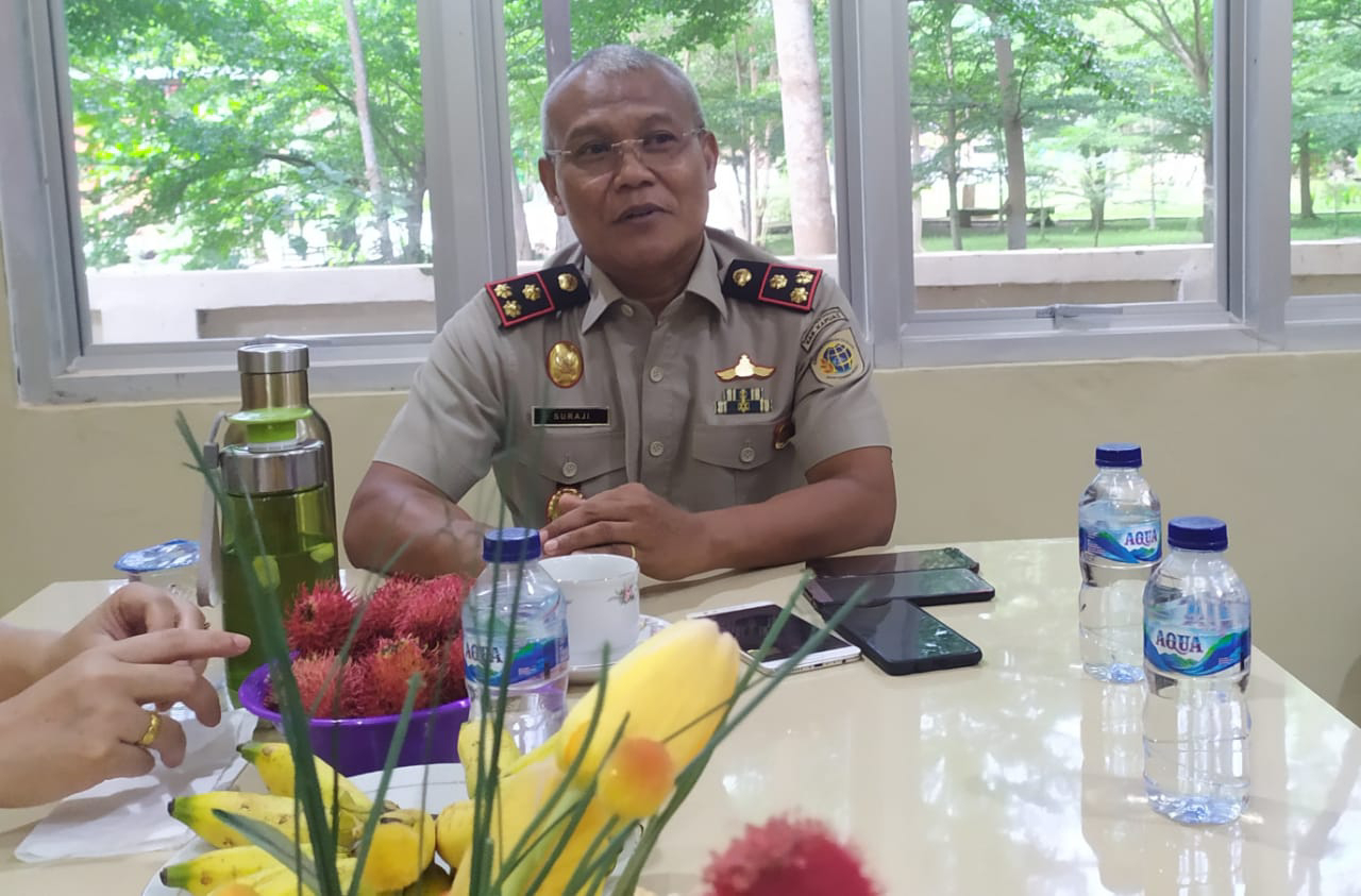Antisipasi Corona Kantor Atr Bpn Kapuas Terapkan Pelayanan Online