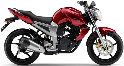 Motos pulsar la motocicleta yamaha fz 16 esta en moto for Yamaha ns sw40 price