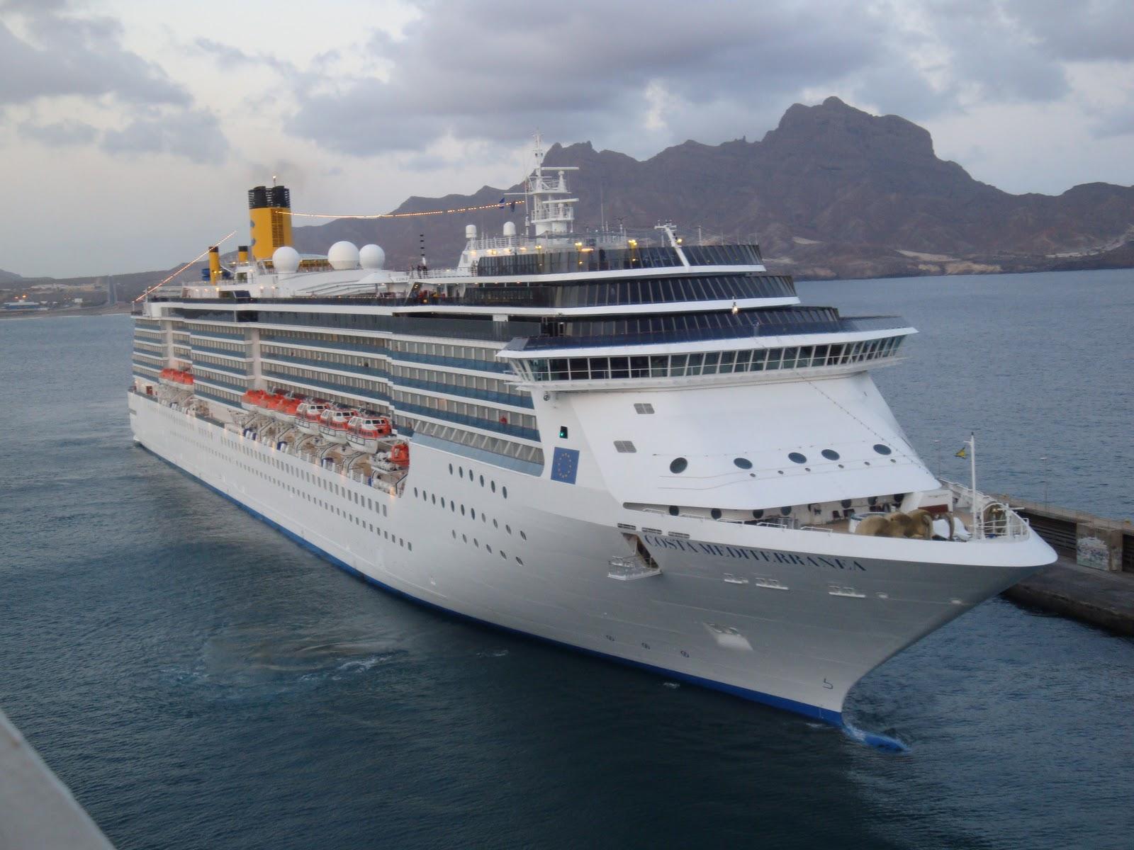 Brasile con costa magica pazzo per il mare cruise magazine for Costa magica immagini