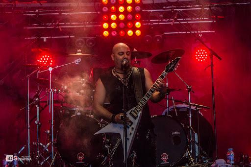 Melechesh au Hellfest 2015