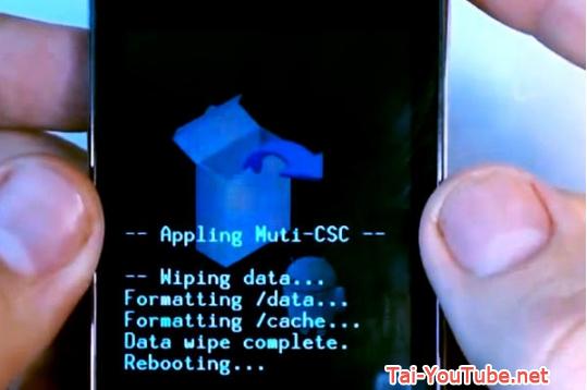 Hướng dẫn khôi phục cài đặt gốc cho hệ điều hành Android + Hình 7