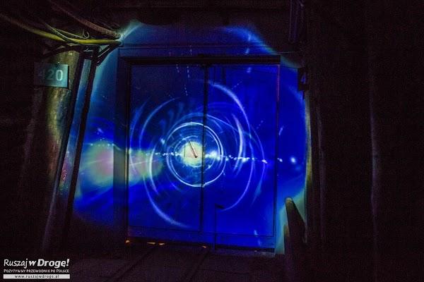 Multimedialne pokazy w Kopalni Soli w Bochni
