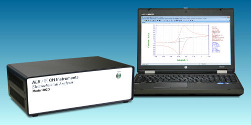 ALS802Dシリーズ デュアル電気化学アナライザー