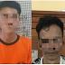 Kedapatan Kantongi Sabu, 2 Pria Digelandang Sat Narkoba Polres Sukabumi