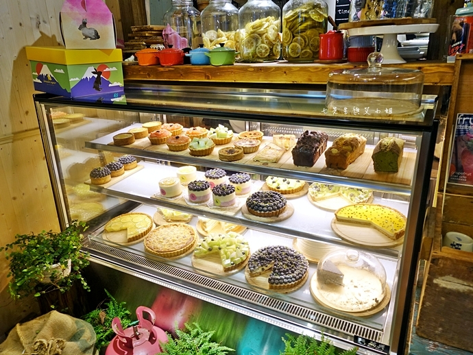 13 Bonnie Sugar 台北 師大商圈 手做甜點 水果塔 水果派