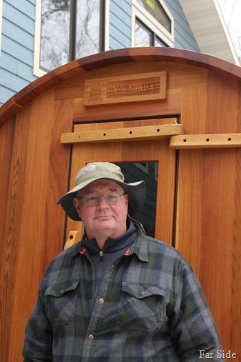 Ys sauna