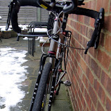 Surly Crosscheck Steel CycloX Forks