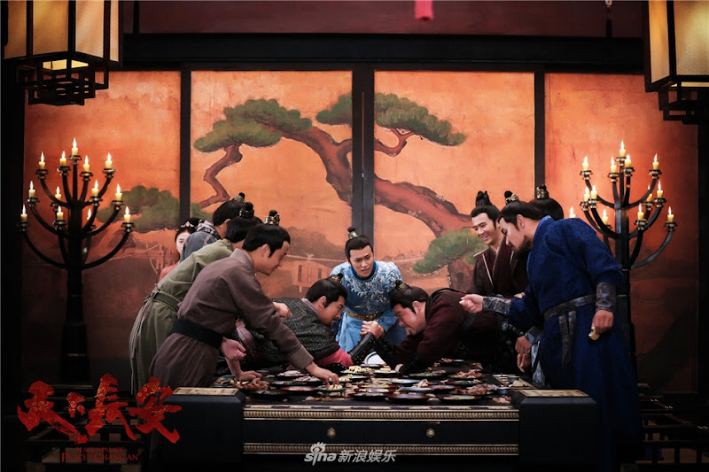 Peace in Palace, Peace in Chang An China Drama