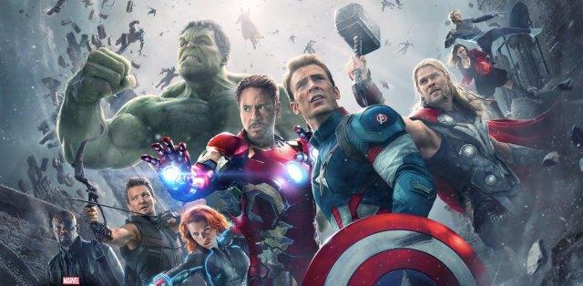 Avengers: Age of Ultron - 2015 En İyi Filmler