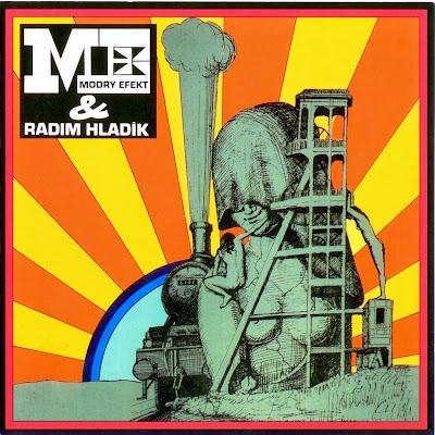 Modrý Efekt & Radim Hladik ~ 1974 ~ Modry Efekt & Radim Hladik