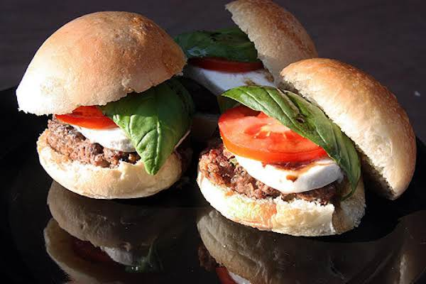 Italian Caprese Sliders Recipe