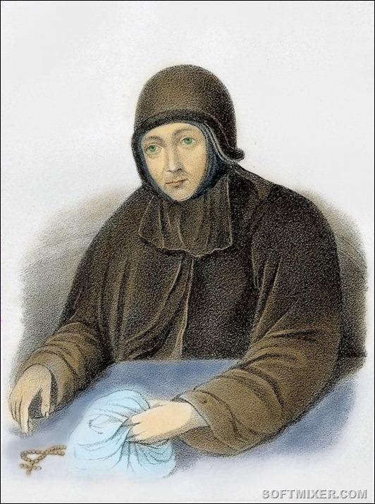 монахиня-Досифея