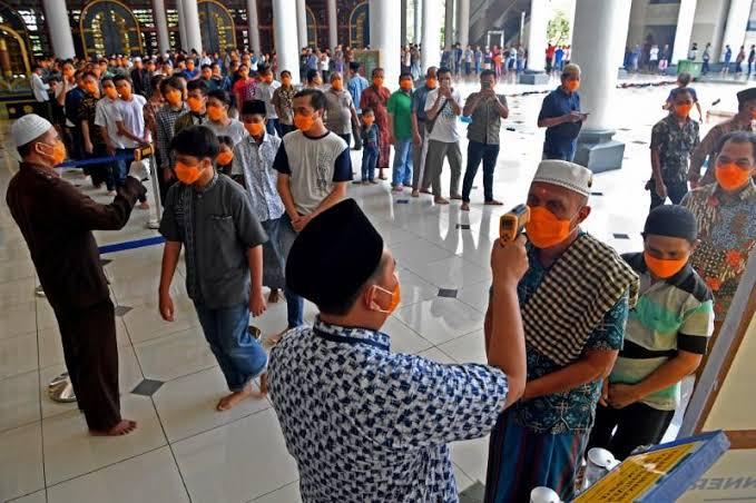 Studi di London: Hanya Dua Persen Kasus Corona yang Dilaporkan di Indonesia