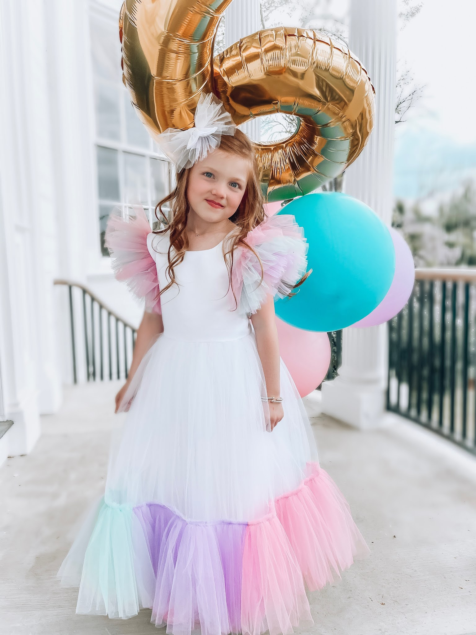 Happy 6th Birthday, Madeline! - Something Delightful Blog