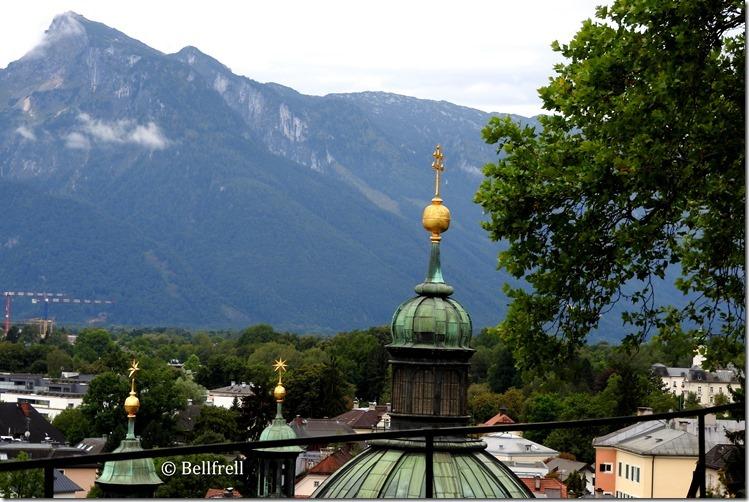 15 Blick auf St. Erhard Untersberg