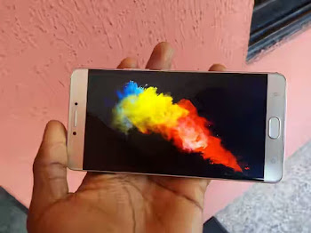 gionee m6 display