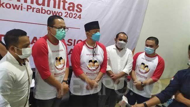 Serukan Jokowi-Prabowo Duet Pilpres, Demokrat: Qodari Carmuk, Minta Imbalan Masuk Kabinet